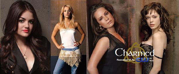 Charmed Alternate Season 9 Promo Picture by misstudorwoman