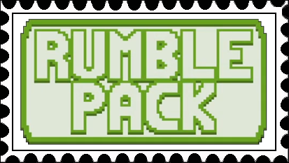 Rumble Pack Stamp by Sandvich33