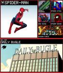 SSB moveset - Spider-Man