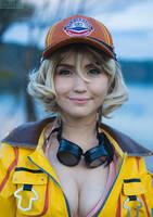 Cindy Aurum cosplay [5] by Akaomy