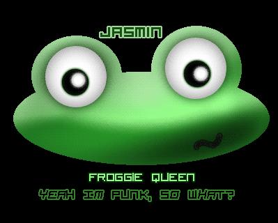 Froggy ID by Jas-min