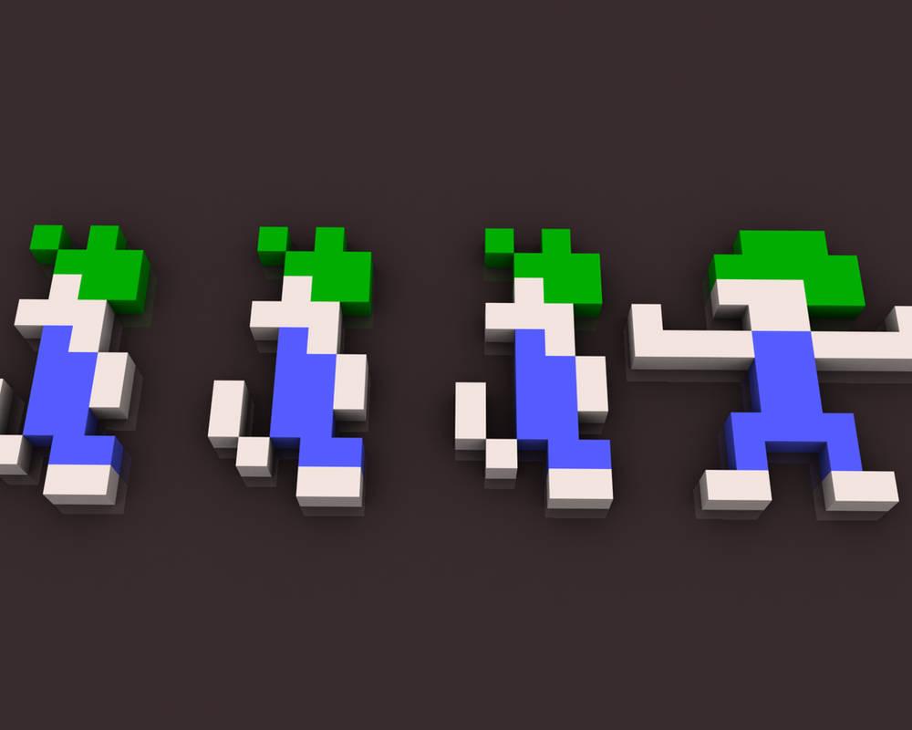 Lemmings by itsklicken