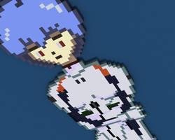 Ayanami Rei by itsklicken