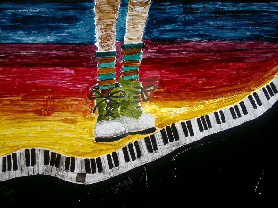 one courple feet by TerezhithaTessa