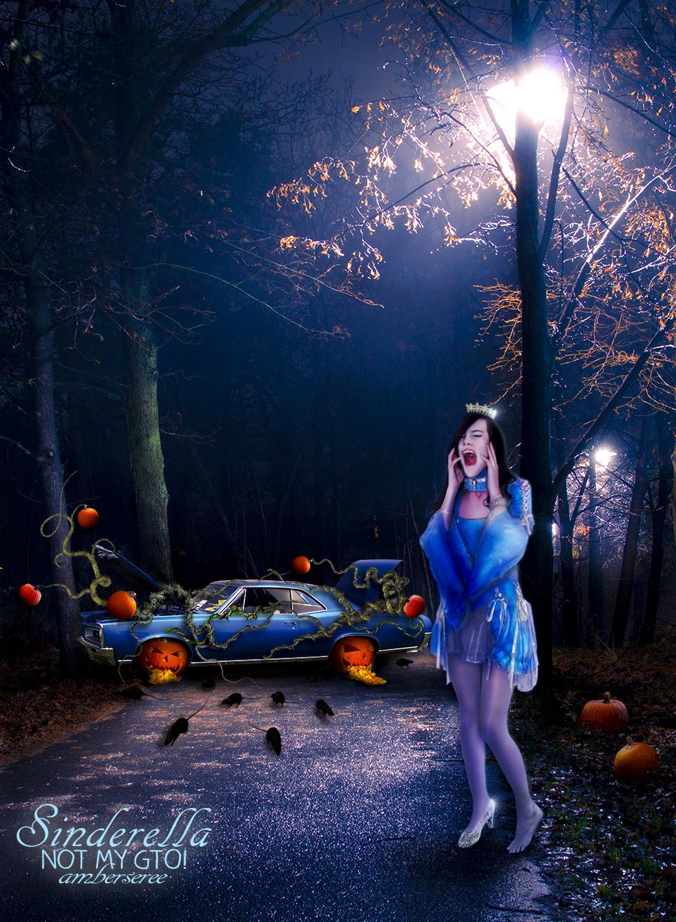 Sinderella - Not My GTO!!!!! by AmberSeree