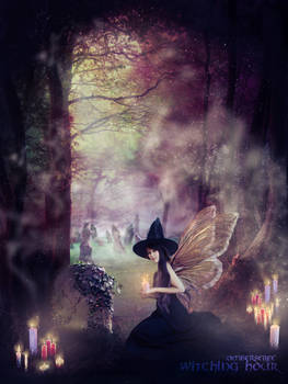 Witching Hour - Halloween Fae