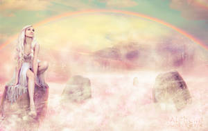 ALFHEIM - land of the elves by AmberSeree