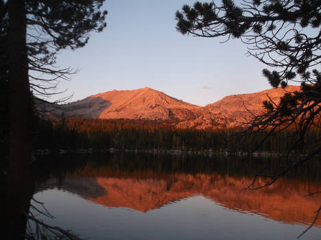 Mountain Reflections 6