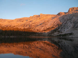 Mountain Reflections 7