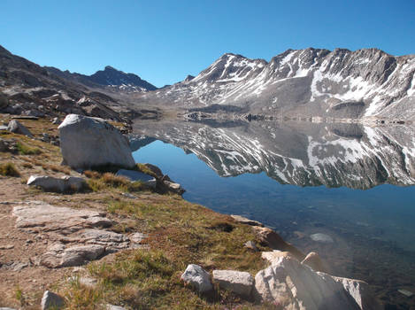 Mountains Reflections 15