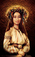 The Girl from Bucovina by AmberSeree