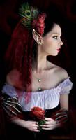 Rosa de la Hada by AmberSeree