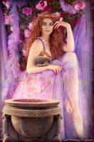 The Cauldron by AmberSeree