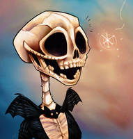 The Nightmare Before Something by Wreckham