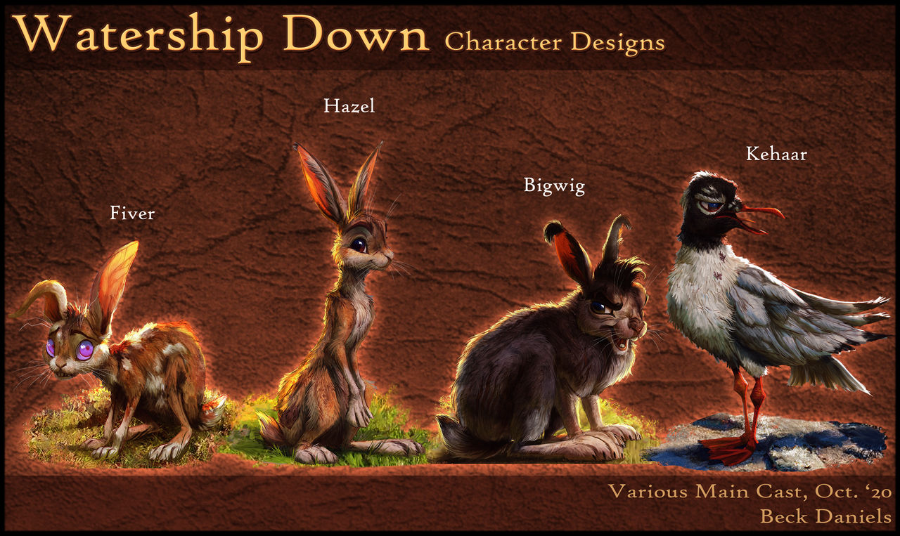 Watership Down (Abandoned Project) 1/2