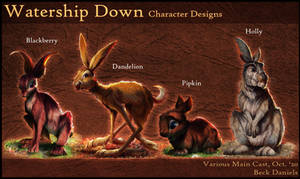 Watership Down (Abandoned Project) 2/2
