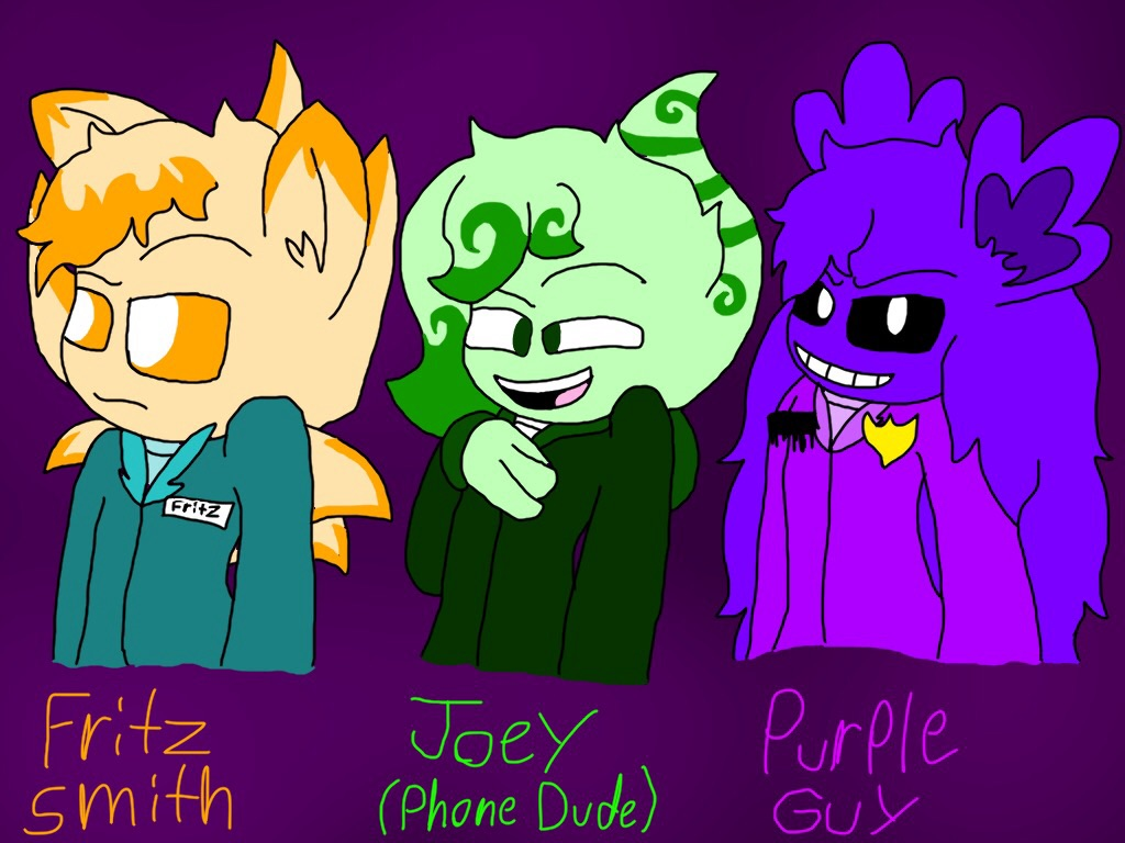 Fnaf security guards 2 by shinysmeargle on deviantart