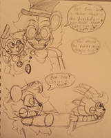 Funtime Freddy Doodles by ShinySmeargle