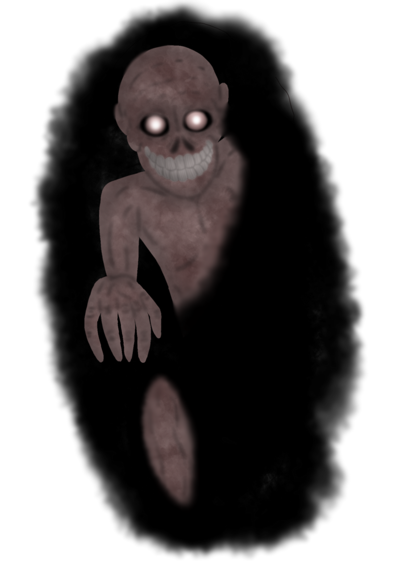 SCP - 106 by ShinySmeargle on DeviantArt