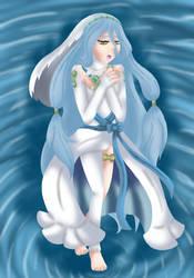 Azura .:Fire Emblem:. by ShinySmeargle