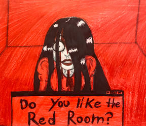 Do You Like The Red Room? by ShinySmeargle
