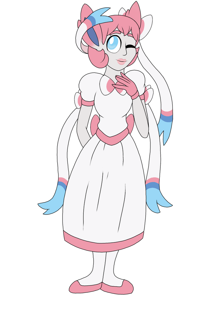 Sylveon Gjinka By ShinySmeargle On DeviantArt