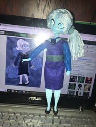 Clara Doll Custom Pic #3