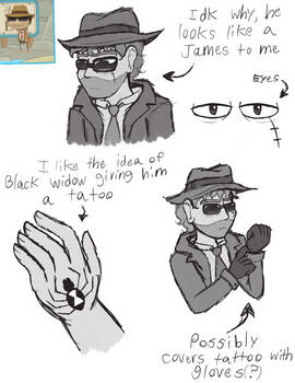 James Concept Doodles .:Poptropica:.