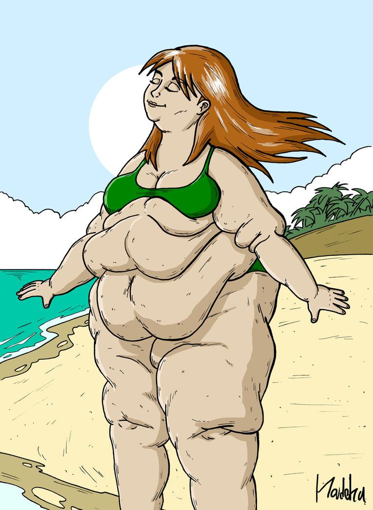 Bikini-Figure by koudelka2005