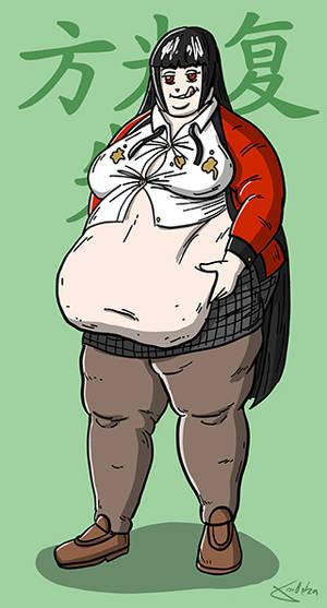 REWARD: Jabami Yumeko 175kg