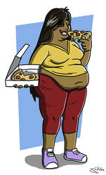 Junkfood-Jessie #04