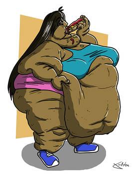 Junkfood-Jessie #09