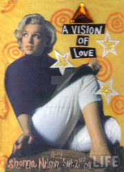 A Vision of Love ATC by MisssBarbie