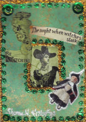 Witches Stalk ATC by MisssBarbie