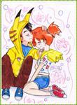 Pokeshipping 4! ~ Ash-Misty/Satoshi-Kasumi