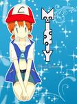 Misty Kasumi look ash satoshi :B