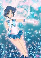 Sailor Mercury by StarMVenus