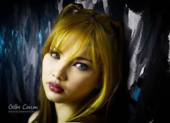 Misa Amane - Death Note Cosplay - Monica Luis by MonicaManika