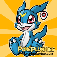 PP- Veemon Plushie by cartoonist
