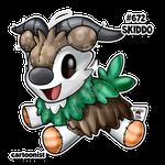 #672 Skiddo