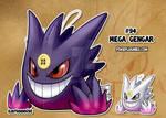 #94 Mega Gengar