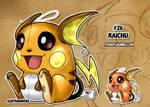 #26 Raichu