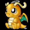 149 Dragonite by cartoonist