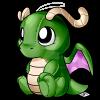 149 Shiny Dragonite by cartoonist