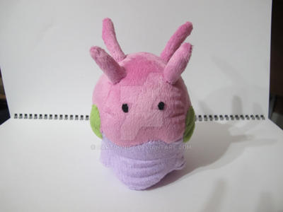 Real Life Goomy Plush by cartoonist