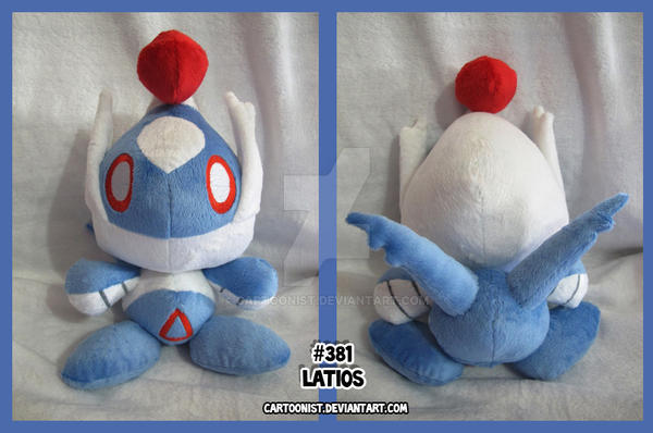 Latios PokeChao Plush