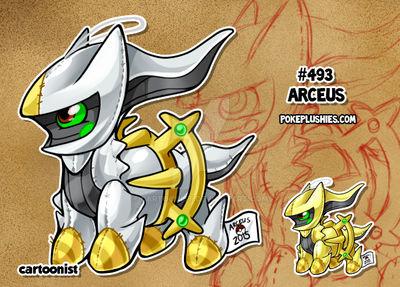 #493 Arceus