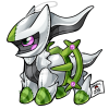 493 Bug Arceus by cartoonist