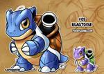 #09 Blastoise