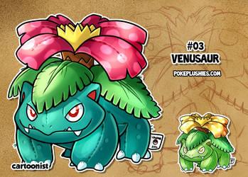 #03 Venusaur